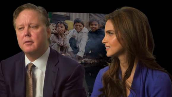 Brian France and Amy France tell the reason behind starting Luke and Meadow Foundation